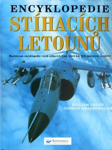 Obrázok Encyklopedie stíhacích letounů