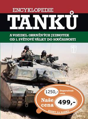 Obrázok Encyklopedie tanků a obrněných vozidel od první světové války do současnosti