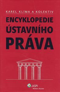 Obrázok Encyklopedie ústavního práva