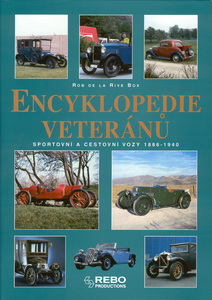 Obrázok Encyklopedie veteránů