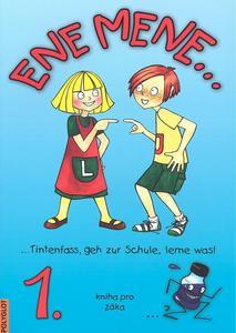 Obrázok Ene mene 1. díl kniha pro žáky