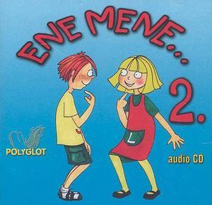 Obrázok Ene mene 2. díl audio CD