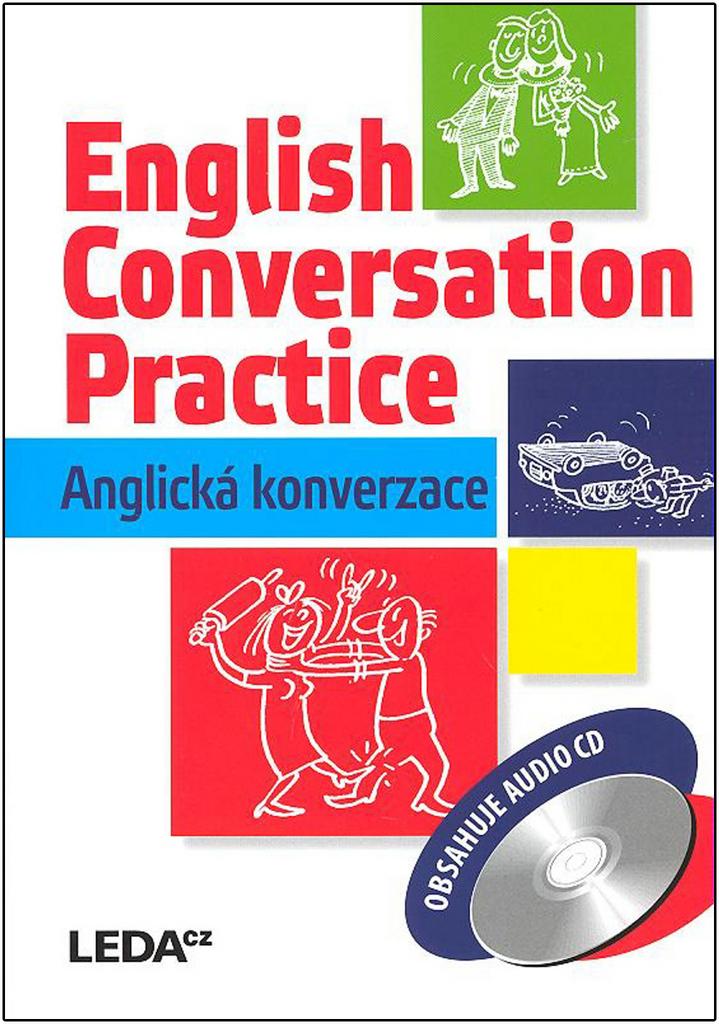 LEDA English Conversation Practice - Vlasta Rejtharová