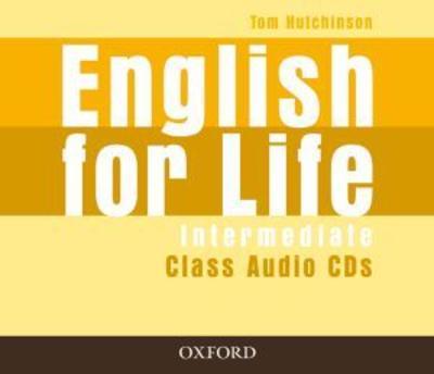 Obrázok English for Life Intermediate Class Audio CDs