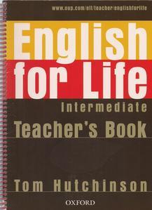 Obrázok English for Life Intermediate Teacher's Resource Pack