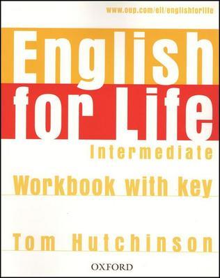 Obrázok English for Life Intermediate Workbook With Key