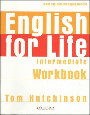 Obrázok English for Life Intermediate Workbook Without Key