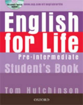 Obrázok English for life Pre-Intermediate Studen´s book + MultiROM Pack
