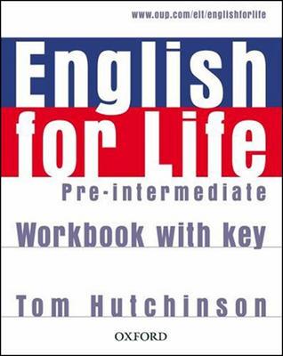 English for life Pre-Intermediate Workbook with Key