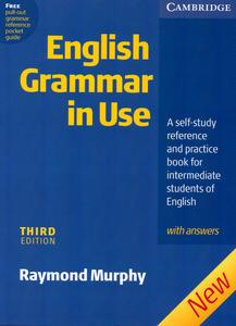 Obrázok English Grammar in Use 3ed W/A