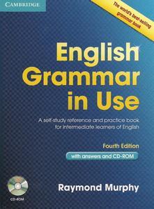 Obrázok English Grammar in Use 4ed +CD ROM
