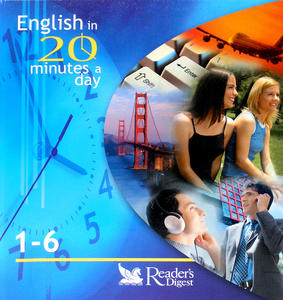 Obrázok English in 20 minutes a day 1 - 6 + aktovka + 6CD