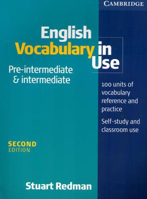 Obrázok English Vocabulary in Use