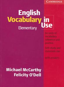 Obrázok English Vocabulary in use Elementary