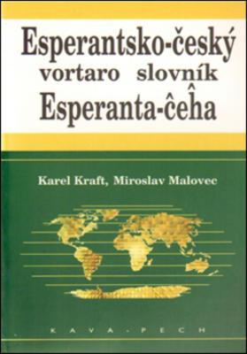 Obrázok Esperantsko-český slovník      KAVA-PECH
