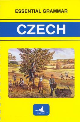 Obrázok Essential Grammar CZECH