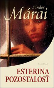 Obrázok Esterina pozostalosť