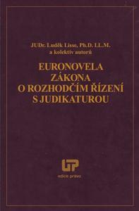 Obrázok Euronovela zákona o rozhodčím řízení s judikaturou