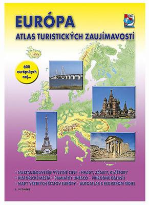 Atlas turistických zaujímavostí Európa