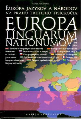 Obrázok Europa linguarum nationumqve