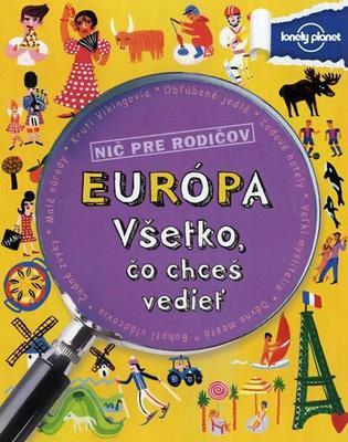 Obrázok Európa Všetko, čo chceš vedieť