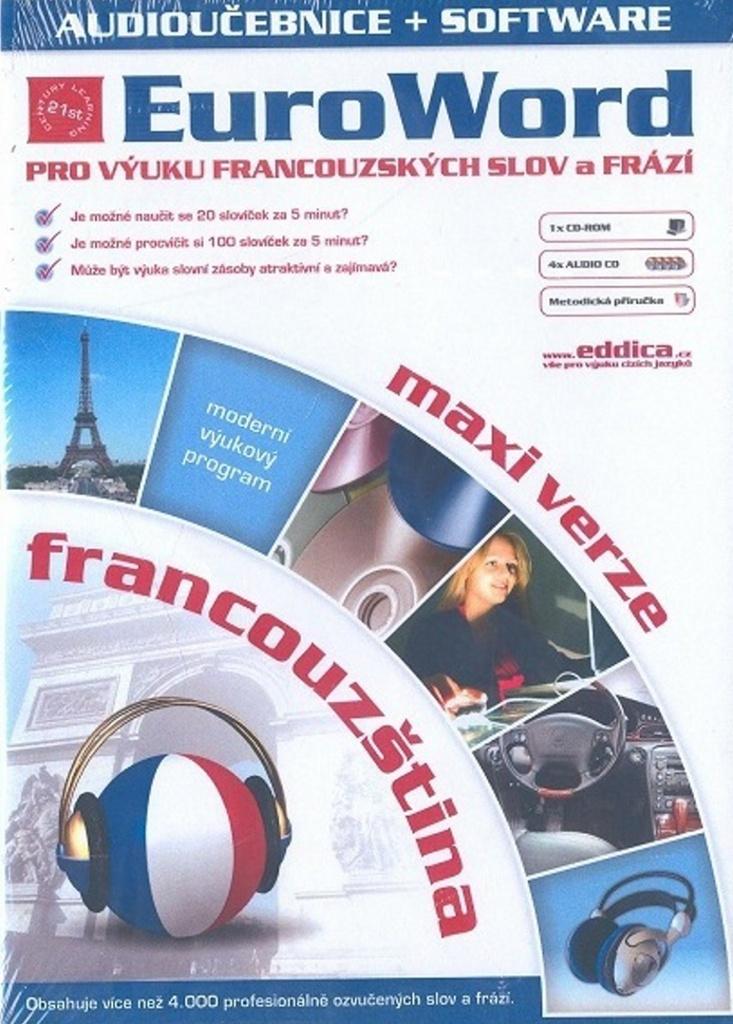 EuroWord Francouzština maxi verze
