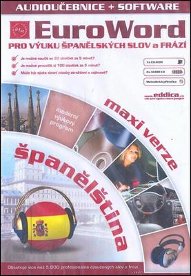 Obrázok EuroWord Španělština maxi verze