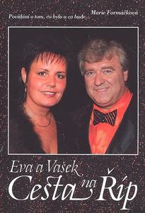 Obrázok Eva a Vašek Cesta na Říp pátek 29.5.2009