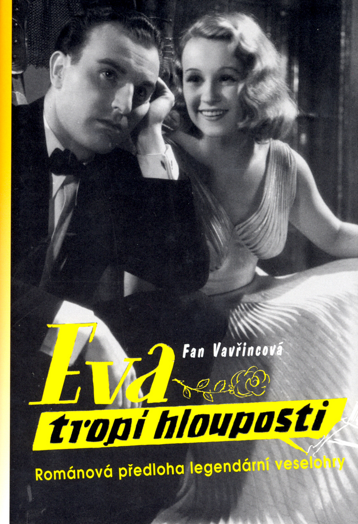Re: Eva tropí hlouposti / Eva Fools Around (1939)