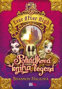 Obrázok Ever After High Pohádková kniha legend