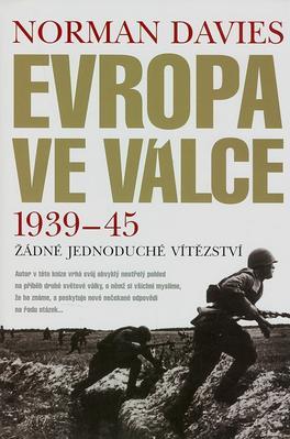 Obrázok Evropa ve válce 1939 - 45