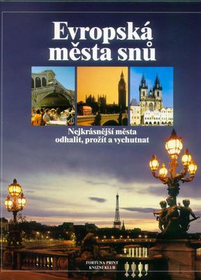 Obrázok Evropská města snů