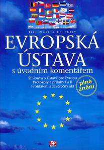 Obrázok Evropská ústava s úvodním komentářem