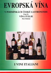 Obrázok Evropská vína IV. vína Itálie