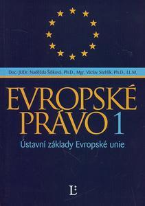 Obrázok Evropské právo 1