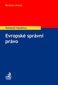 Obrázok Evropské správní právo