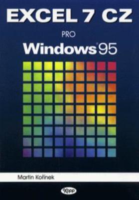 Obrázok Excel 7 CZ pro Windows 95