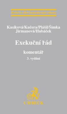 Exekuční řád Komentář