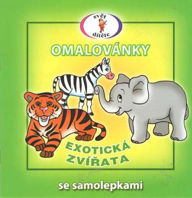 Obrázok Exotická zvířata
