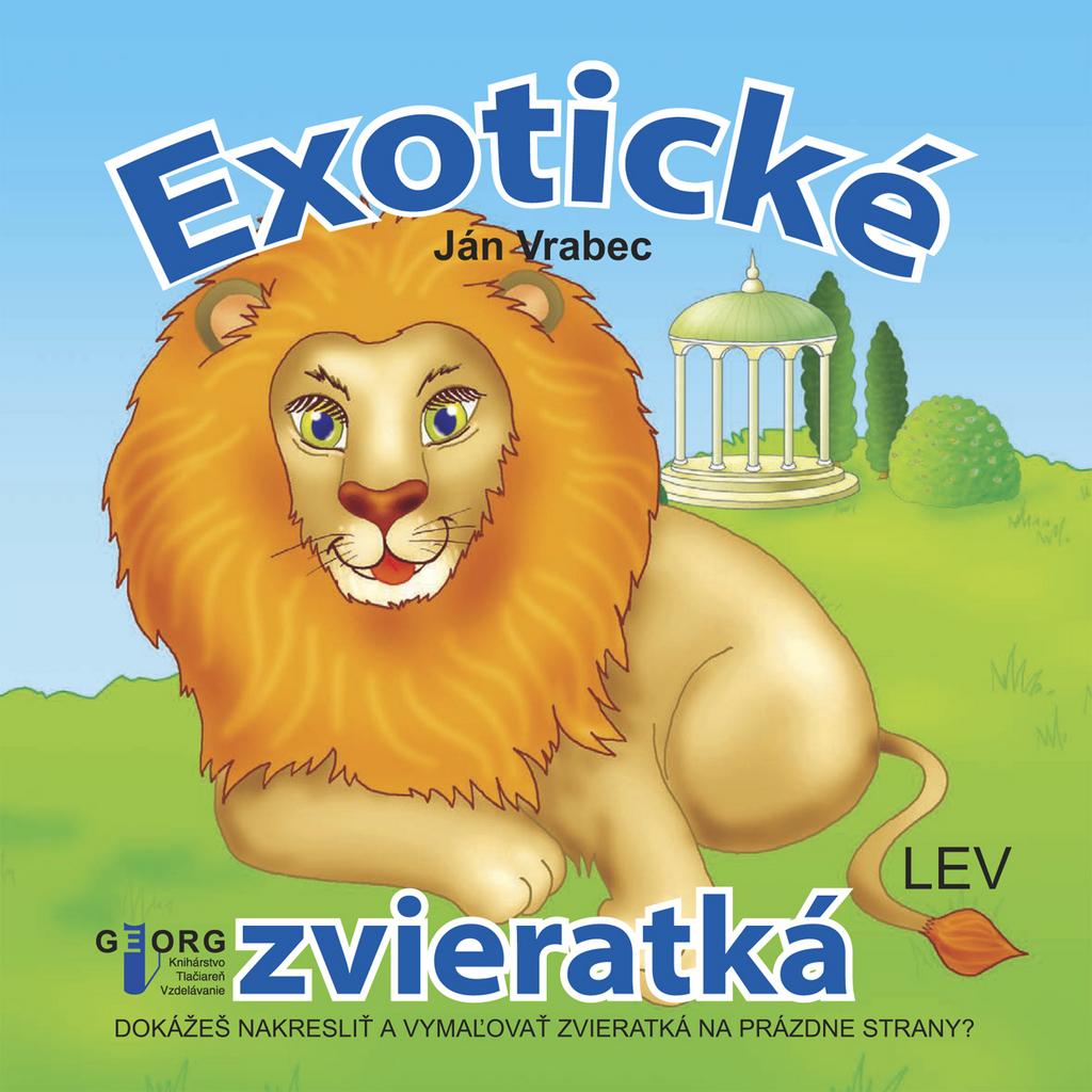Exotické zvieratká - Ján Vrabec