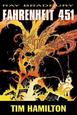 Obrázok Fahrenheit 451