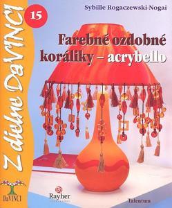 Obrázok Farebné ozdobné koráliky - acrybello