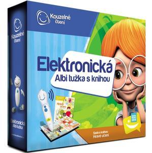 Obrázok Elektronická Albi tužka s knihou Hravé učení