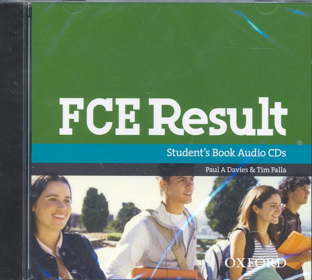 FCE Result CLASS AUDIO CDs - Paul Davies, Tim Falla
