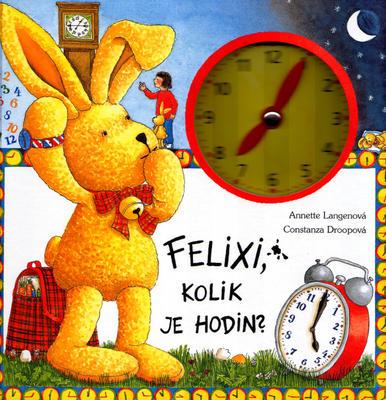 Obrázok Felixi, kolik je hodin?