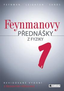 Obrázok Feynmanovy přednášky z fyziky 1