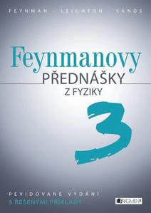 Obrázok Feynmanovy přednášky z fyziky 3