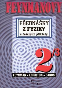 Obrázok Feynmanovy přednášky z fyziky s řešenými příklady 2/3