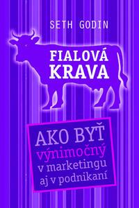 Obrázok Fialová krava