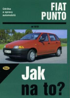 Obrázok Fiat Punto od 10/93 do 8/99